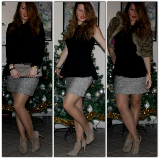 OOTN in gold Capodanno