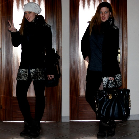 OOTD casual chic Ash,Michael Kors,H&M