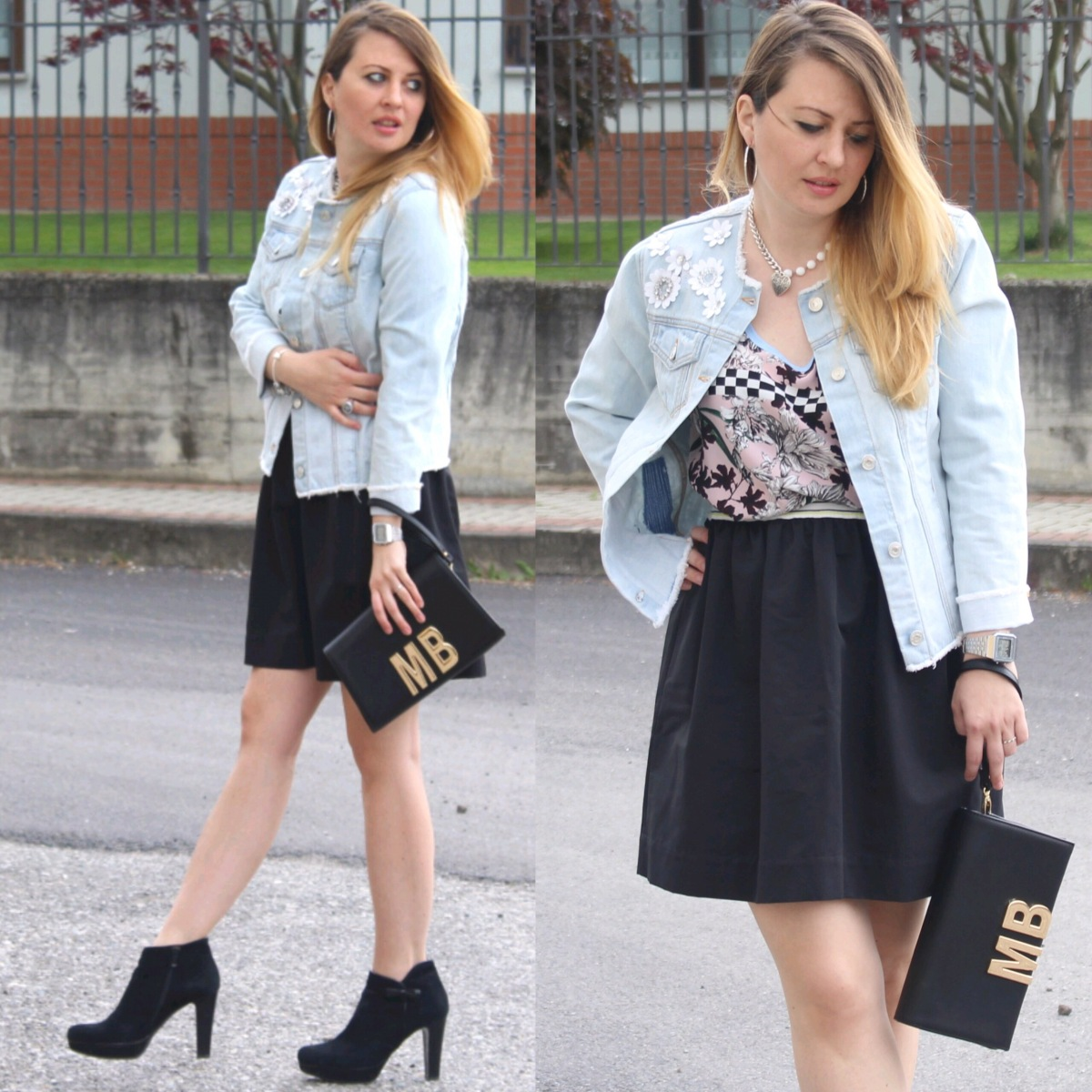 Outfit casual chic by Commetoi Torino